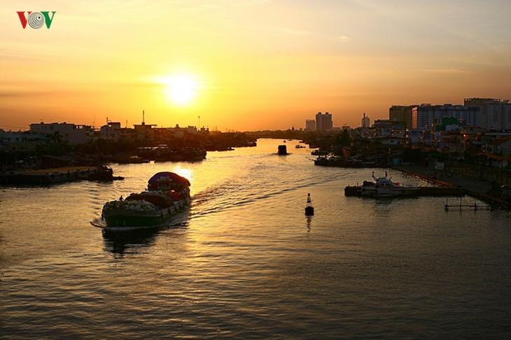 Ấn tượng vẻ đẹp sông nước của thành phố Hồ Chí Minh - ảnh 5