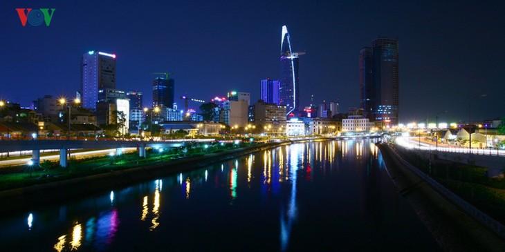 Ấn tượng vẻ đẹp sông nước của thành phố Hồ Chí Minh - ảnh 6