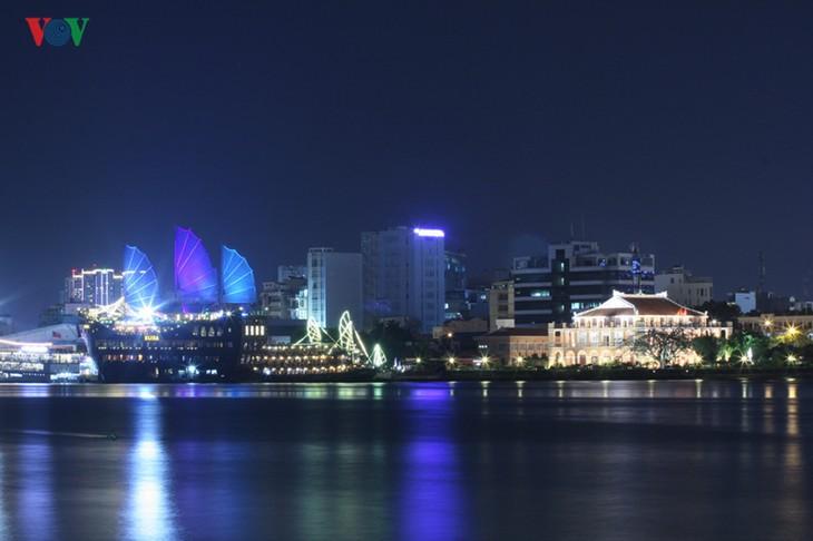 Ấn tượng vẻ đẹp sông nước của thành phố Hồ Chí Minh - ảnh 8