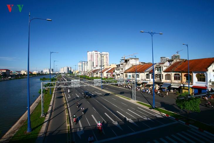 Ấn tượng vẻ đẹp sông nước của thành phố Hồ Chí Minh - ảnh 9