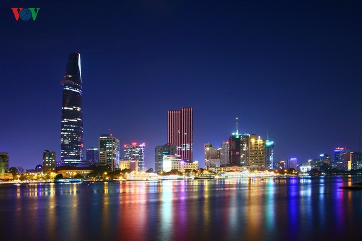 Ấn tượng vẻ đẹp sông nước của thành phố Hồ Chí Minh - ảnh 16