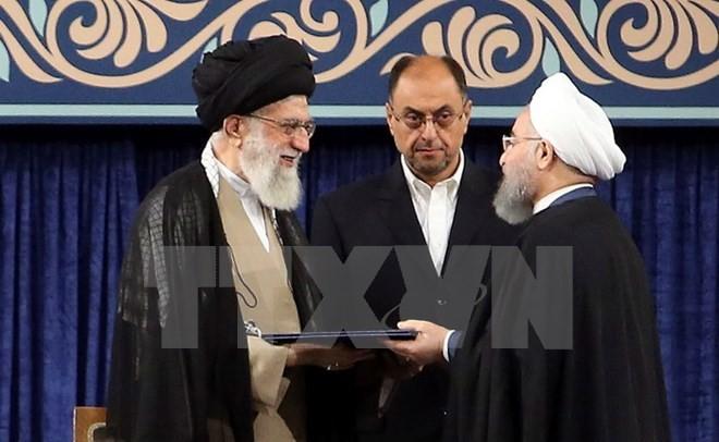 Le ministre Dao Viet Dung assiste à la cérémonie d'investiture du président iranien - ảnh 1