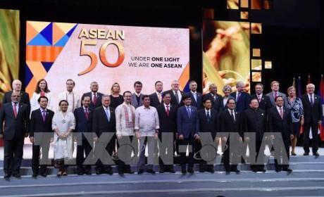 Commémorations du 50ème anniversaire de l'ASEAN - ảnh 1