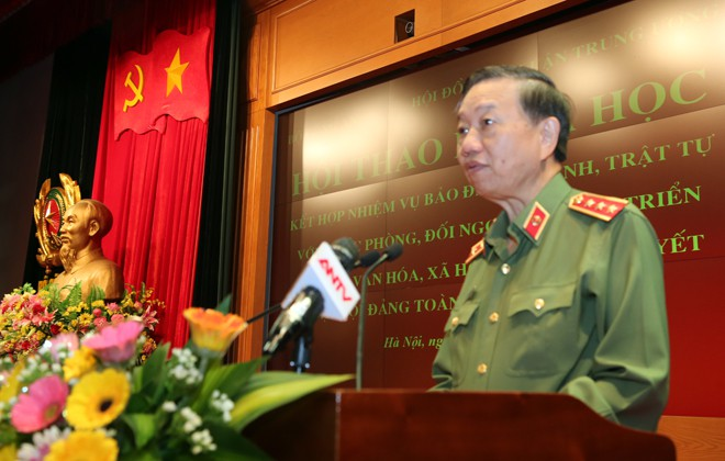 Garantir la sécurité, l'ordre et la défense dans l'édification nationale - ảnh 1