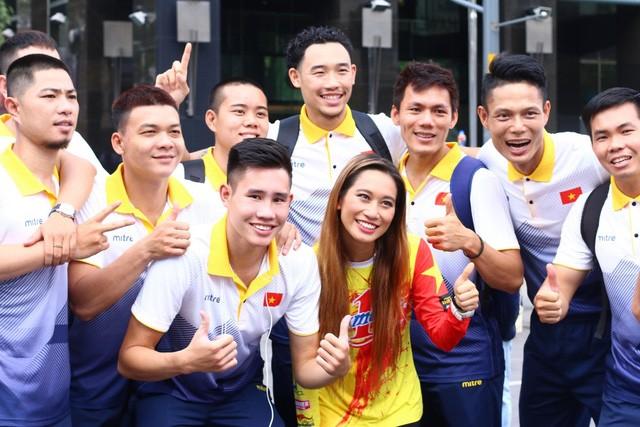 SEA GAMES 29: Chaque sportif est un ambassadeur du Vietnam - ảnh 1