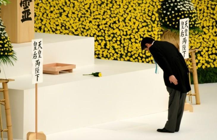 Abe envoie une offrande au sanctuaire Yasukuni - ảnh 1