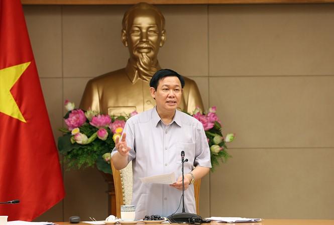 Vuong Dinh Hue réclame la liste des entreprises publiques devant ouvrir leur capital - ảnh 1