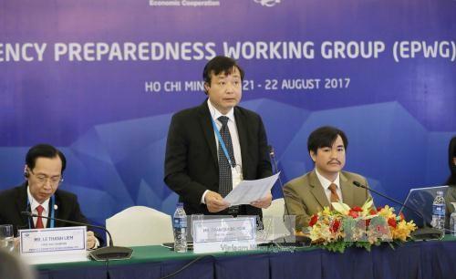 APEC 2017: édifier les mécanismes d'assistance en cas de calamités naturelles - ảnh 1