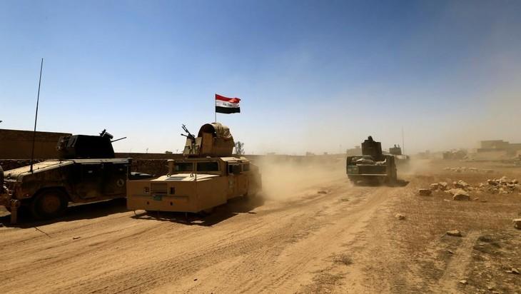 Les forces irakiennes reprennent Tal Afar à l'EI - ảnh 1