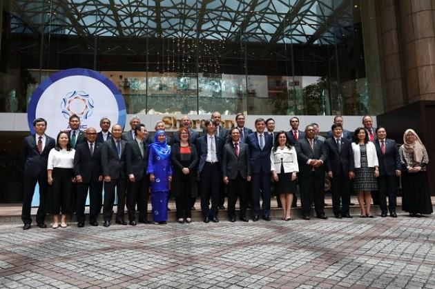 Ouverture de la 3ème conférence des hauts officiels de l'APEC - ảnh 1