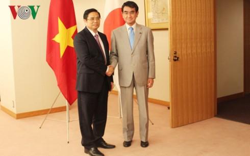 Booster la coopération Vietnam-Japon - ảnh 1