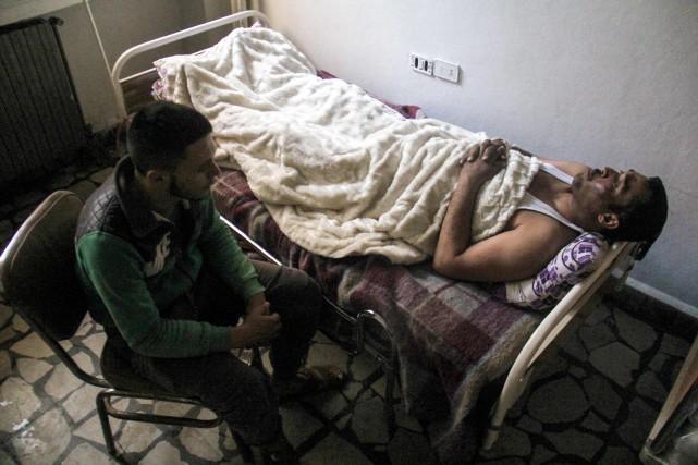 La Syrie nie fermement avoir mené une attaque chimique - ảnh 1
