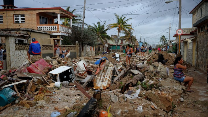 Ouragan Irma : au moins 10 morts à Cuba - ảnh 1