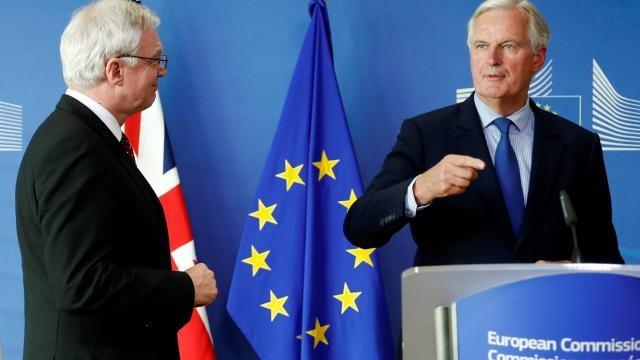 Brexit: Michel Barnier ne veut pas tout mélanger - ảnh 1