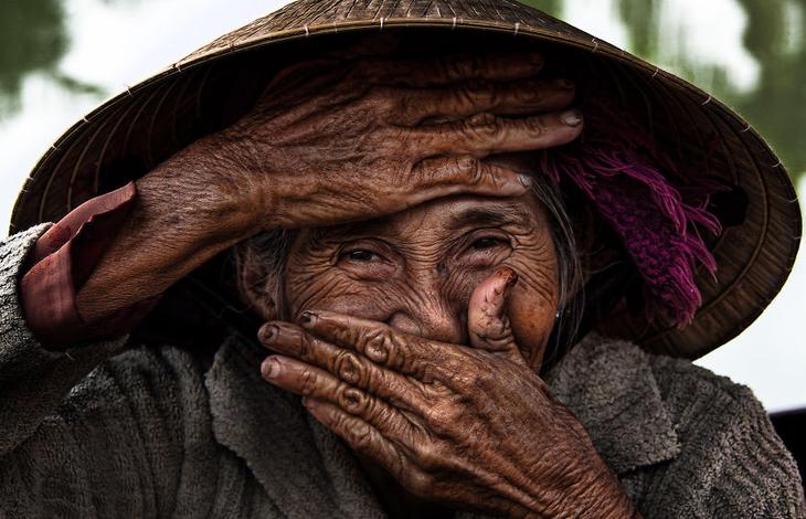 Premier concours de photos sur les personnes âgées vietnamiennes - ảnh 1