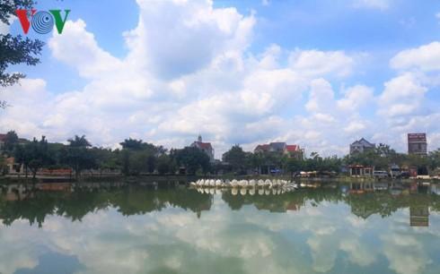 Hanoi investit plus de 540 milliards de dongs à la nouvelle zone économique de Lam Ha - ảnh 1