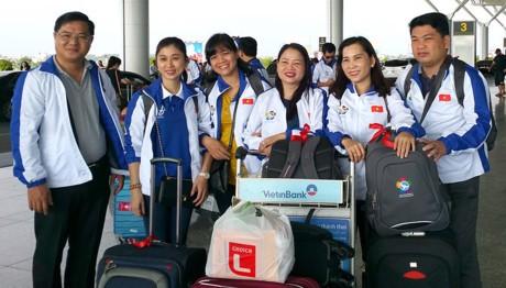 Le Vietnam participe au 19ème festival mondial de la jeunesse et des étudiants - ảnh 1