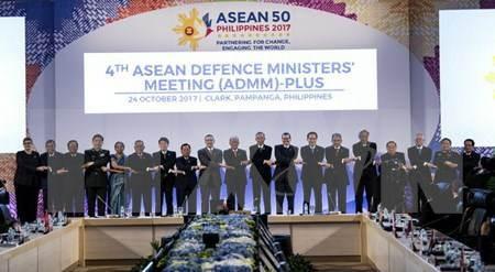 ADMM+: la sécurité maritime au centre des discussions - ảnh 1