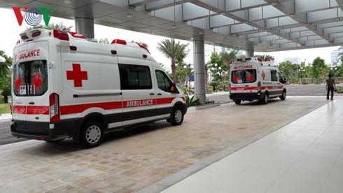 APEC 2017: le service médical est prêt - ảnh 1