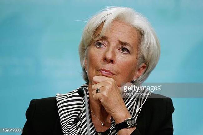 Christine Lagarde appelle à l'action sur le climat et les inégalités - ảnh 1
