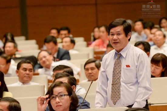 L'Assemblée nationale continue de discuter de la situation socio-économique - ảnh 1