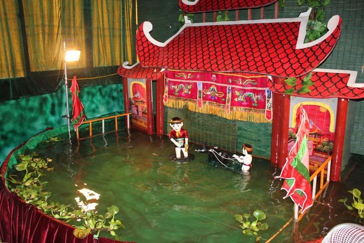 Donner aux marionnettes sur eau une nouvelle vie - ảnh 2