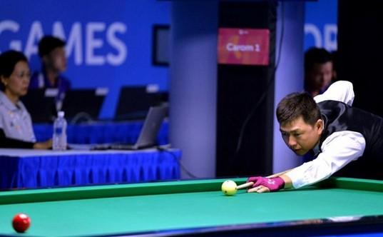 Billard: Ma Minh Cam remporte la médaille de bronze au championnat du monde - ảnh 1