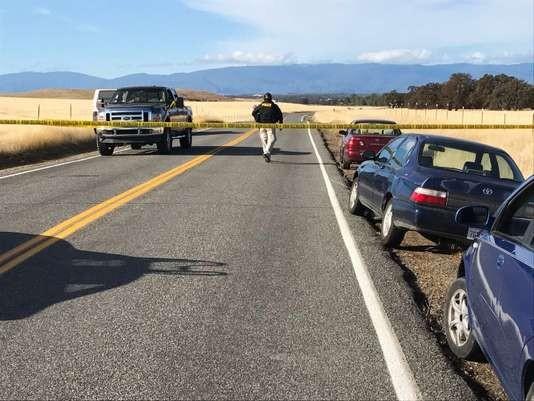 Au moins quatre morts lors d'une fusillade en Californie - ảnh 1