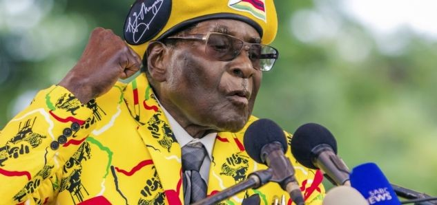 Zimbabwe: le président Robert Mugabe a
