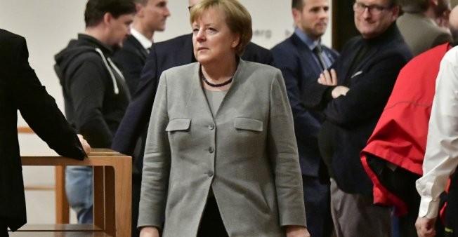 Allemagne : échec des négociations pour former un gouvernement de coalition - ảnh 1