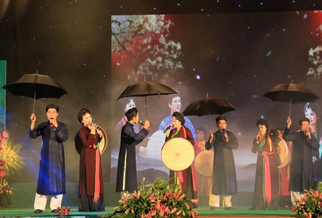 Ouverture de la Semaine de la Culture, du Tourisme et du Patrimoine vert  - ảnh 1