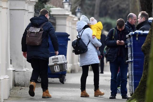 """俄罗斯驻一些国家的外交官因""""双面间谍"""" 斯克里帕尔父女中毒案而被驱逐 - ảnh 1"""