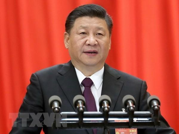 Xi Jinping appelle à renforcer les relations avec les pays de la région - ảnh 1