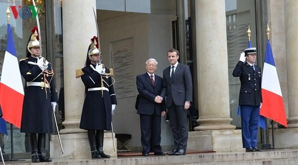 Vietnam-France: 45 ans de relations - ảnh 3