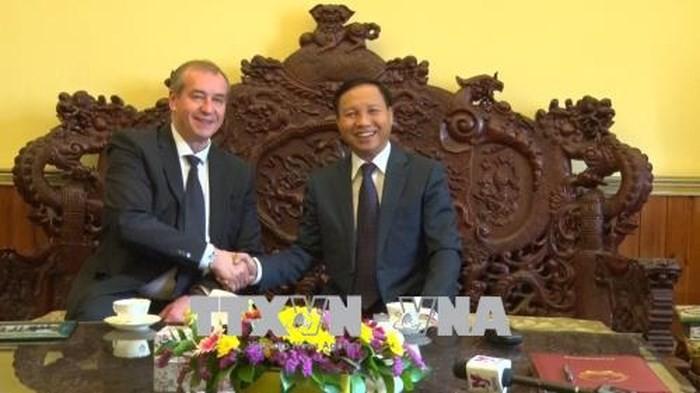 Irkoutsk déroule le tapis rouge aux entreprises vietnamiennes  - ảnh 1