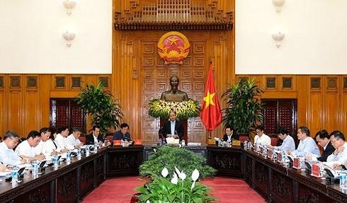 Le gouvernement travaille avec la Cour et le Parquet populaire suprême - ảnh 1