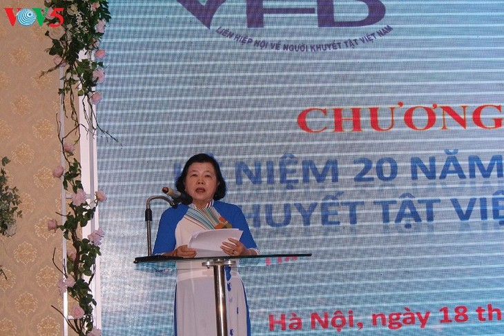La Journée des personnes handicapées célébrée en grande pompe au Vietnam - ảnh 2