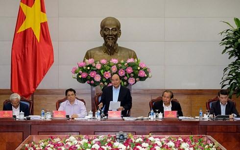 Le comité national chargé des unités administratives et économiques spéciales se réunit - ảnh 1