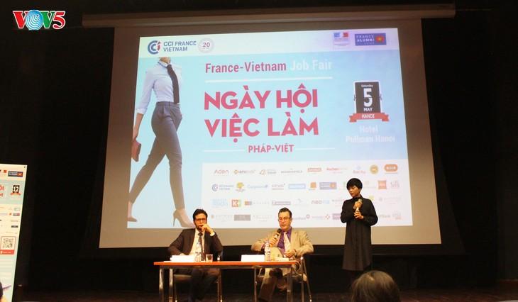 Forum Emploi franco-vietnamien 2018 - ảnh 1