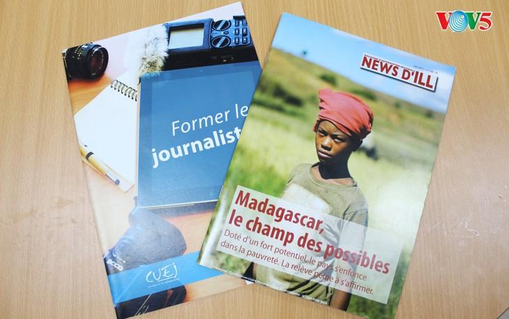 Produire et diffuser des oeuvres journalistiques en français - ảnh 2