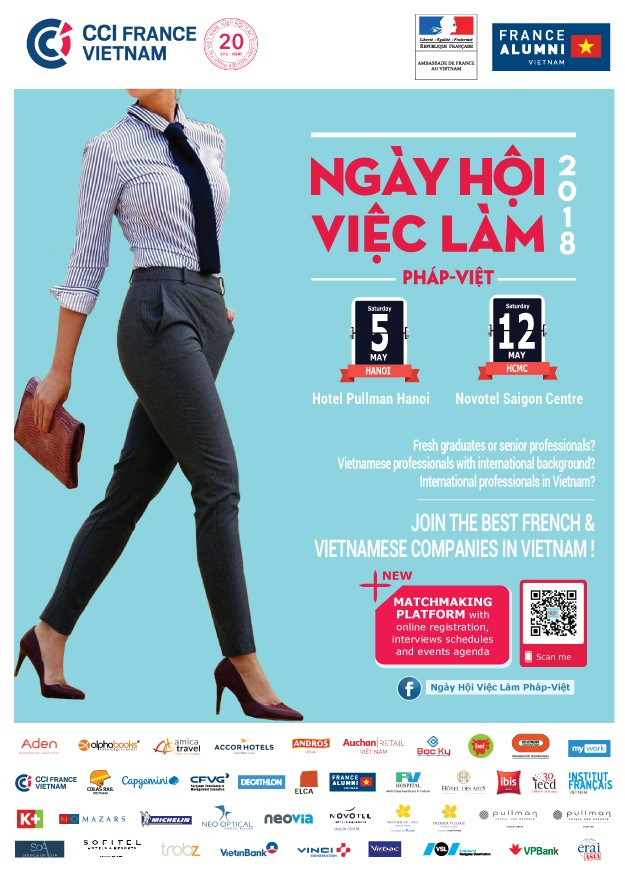 Forum Emploi franco-vietnamien 2018 - ảnh 2