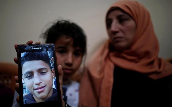 Gaza: la mort d'un adolescent palestinien provoque une vague de condamnations - ảnh 1