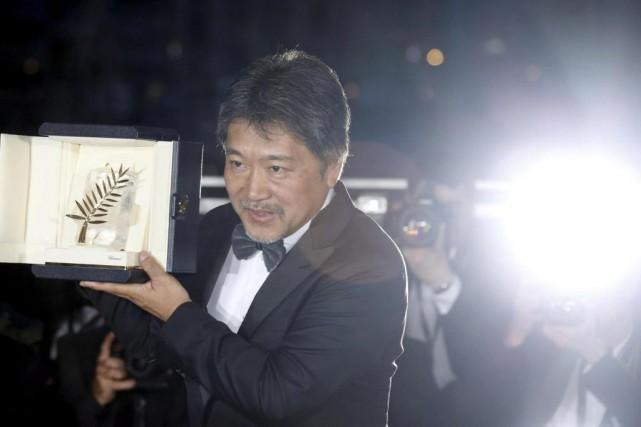 Cannes 2018: la Palme d'or couronne Hirokazu Kore-eda et son «Affaire de famille» - ảnh 1