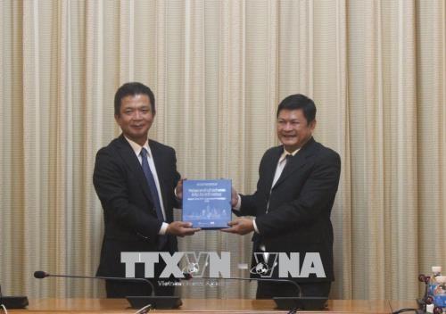 Hô Chi Minh-ville souhaite que le Japon l'aide à développer les industries auxiliaires - ảnh 1