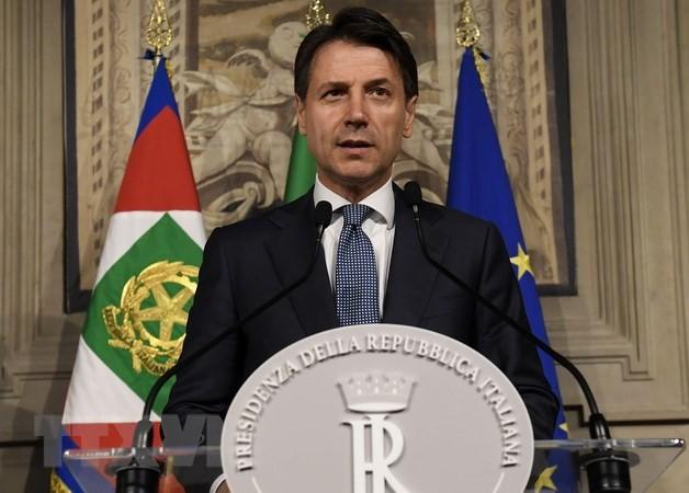 Italie : Giuseppe Conte désigné chef du gouvernement - ảnh 1