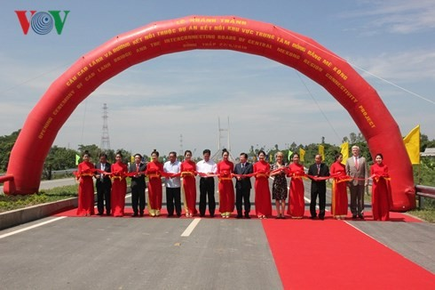 Inauguration du pont de Cao Lanh - ảnh 1