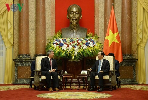 Le Vietnam accorde de l'importance au Partenariat intégral avec les Etats-Unis - ảnh 1