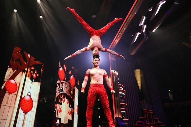 Artistes de cirque Quôc Co et Quôc Nghiêp honorés - ảnh 1