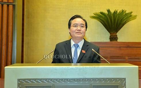 Le Vietnam consacre 20% du budget d'État à l'éducation - ảnh 1
