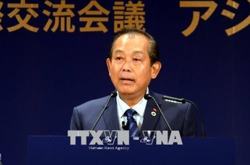 Porter les relations Vietnam-Japon dans une nouvelle phase de développement - ảnh 1